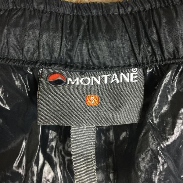 モンテイン MONTANE フェザーライト パンツ FEATHERLITE PANTS パーテックス マイクロライト  MEN's S ブラック系|2ndgear-outdoor|06