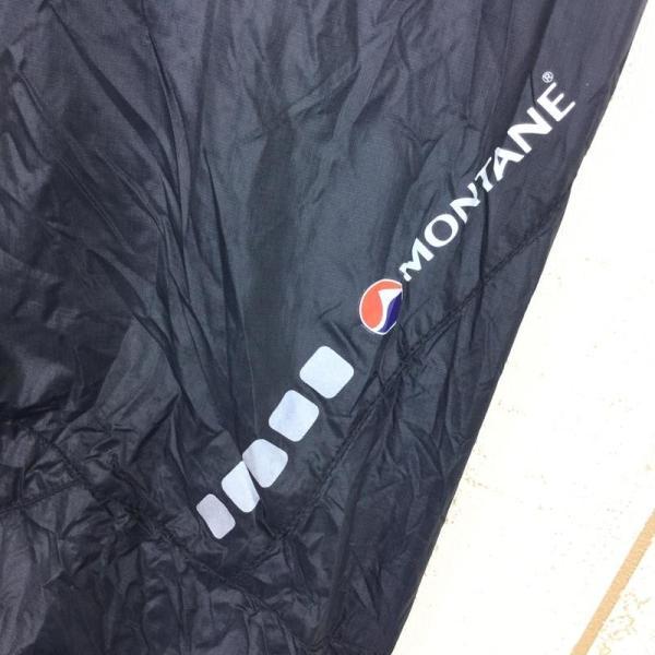 モンテイン MONTANE フェザーライト パンツ FEATHERLITE PANTS パーテックス マイクロライト  MEN's S ブラック系|2ndgear-outdoor|08