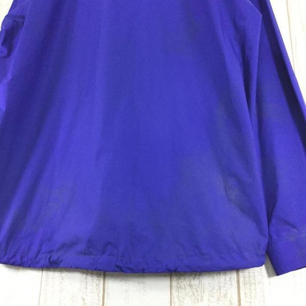 ヘリテイジ HERITAGE カモシカ ウィンドストッパー アクティブシェル ジャケット 軽量 レインジャケット  MEN's S ブルー系|2ndgear-outdoor|08