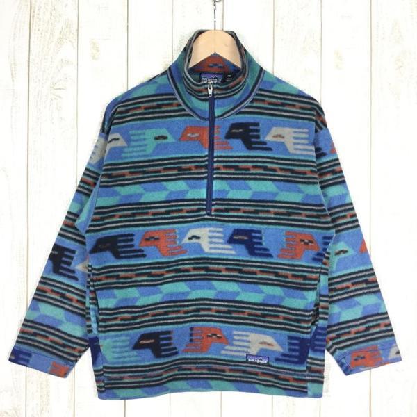 パタゴニア PATAGONIA プリンテッド ライトウェイト シンチラ セーター PRINTED LIGHTWEIGHT SYNCHILLA SWEA|2ndgear-outdoor