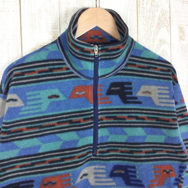 パタゴニア PATAGONIA プリンテッド ライトウェイト シンチラ セーター PRINTED LIGHTWEIGHT SYNCHILLA SWEA|2ndgear-outdoor|04