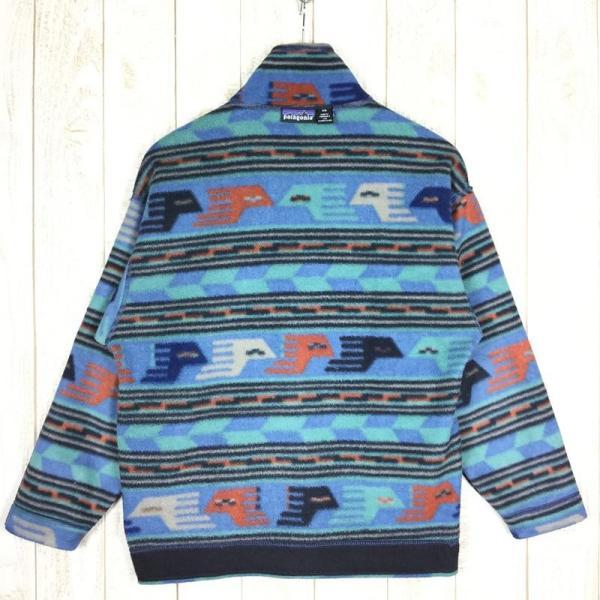 パタゴニア PATAGONIA プリンテッド ライトウェイト シンチラ セーター PRINTED LIGHTWEIGHT SYNCHILLA SWEA|2ndgear-outdoor|09