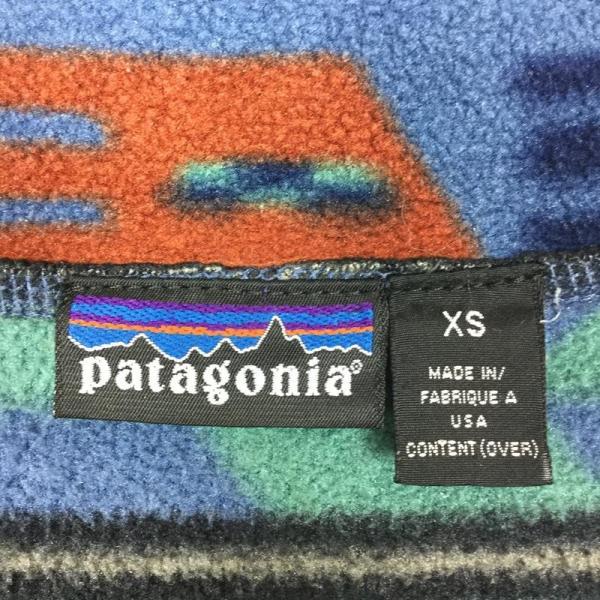 パタゴニア PATAGONIA プリンテッド ライトウェイト シンチラ セーター PRINTED LIGHTWEIGHT SYNCHILLA SWEA|2ndgear-outdoor|10