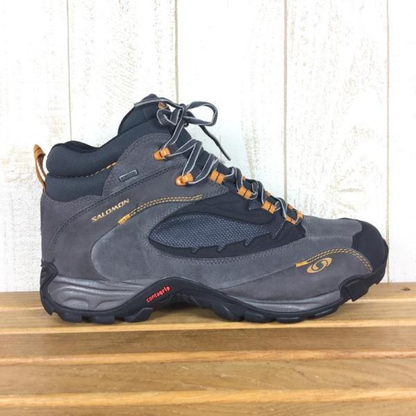 サロモン SALOMON エリオス ミッド ゴアテックス ERIOS MID GTX  MEN's US10 UK9.5 EUR44 28.0cm グ|2ndgear-outdoor|04