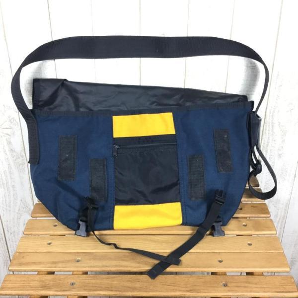 ティンバック ツー TIMBUK2 クラシック メッセンジャー バッグ クーリエバッグ M コーデュラ ナイロン  M ネイビー×イエロー×|2ndgear-outdoor|06