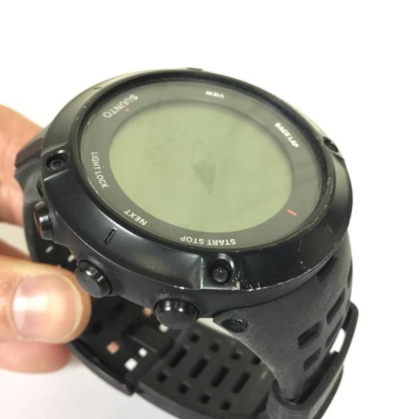 スント SUUNTO アンビット 3 ピーク AMBIT 3 PEAK GPS 腕時計  One ブラック ブラック系|2ndgear-outdoor|02