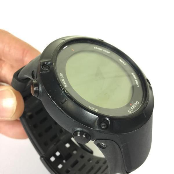 スント SUUNTO アンビット 3 ピーク AMBIT 3 PEAK GPS 腕時計  One ブラック ブラック系|2ndgear-outdoor|03