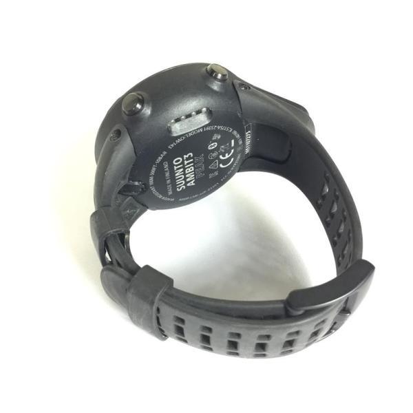 スント SUUNTO アンビット 3 ピーク AMBIT 3 PEAK GPS 腕時計  One ブラック ブラック系|2ndgear-outdoor|04
