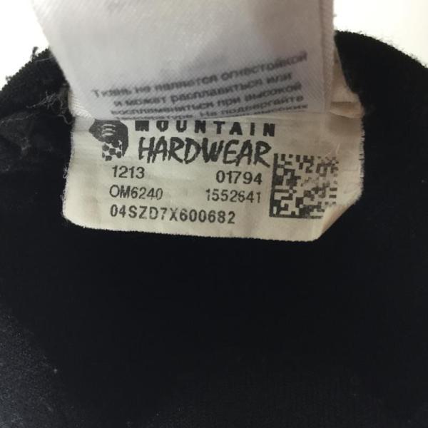 マウンテンハードウェア MOUNTAIN HARDWEAR ウィンター モメンタム ランニング グローブ  M ブラック系|2ndgear-outdoor|08