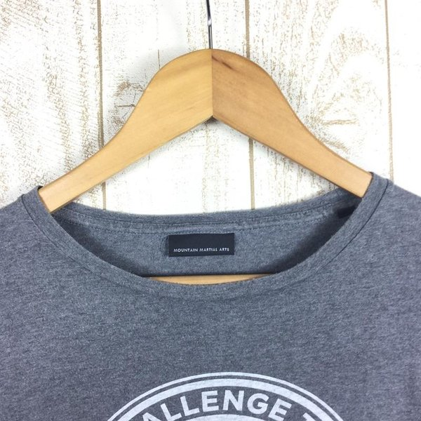 マウンテンマーシャルアーツ UTMF Tシャツ CHALLENGE TO Mt.FUJI MOUNTAIN MARSHALL ARTS MMA MEN|2ndgear-outdoor|04
