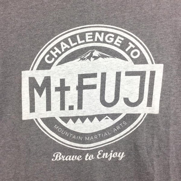 マウンテンマーシャルアーツ UTMF Tシャツ CHALLENGE TO Mt.FUJI MOUNTAIN MARSHALL ARTS MMA MEN|2ndgear-outdoor|05
