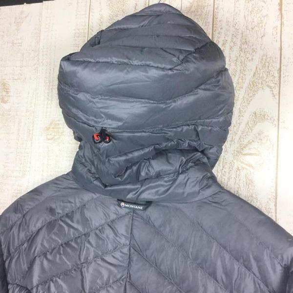 モンテイン MONTANE フェザーライト ダウン ジャケット Featherlite Down Jacket 750FP トレーサブル ダウン  I 2ndgear-outdoor 06