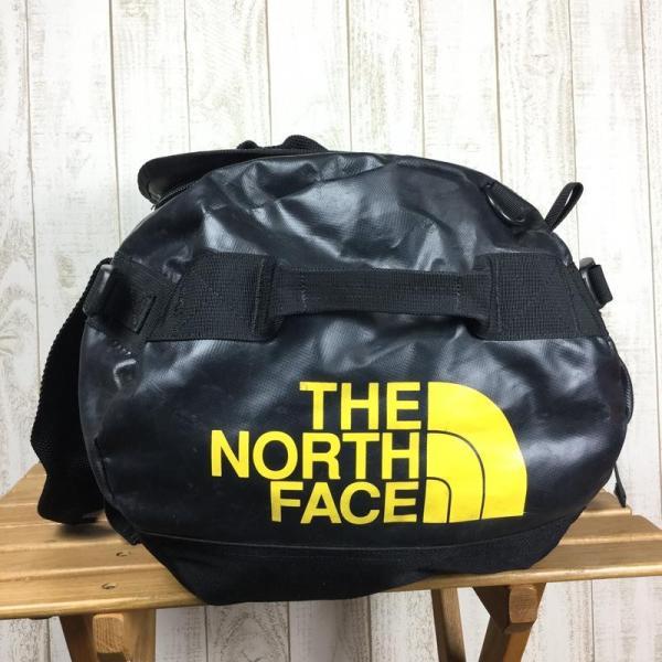ノースフェイス NORTH FACE ベースキャンプ ダッフル BC DUFFLE S  S ブラック系|2ndgear-outdoor|06