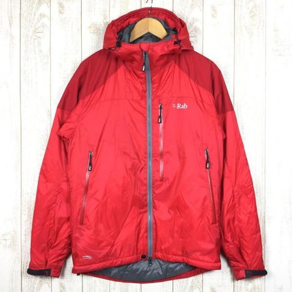 【2000円OFF】ラブ RAB ジェネレーター アルパイン ジャケット Generator Alpine Jacket プリマロフト Intern|2ndgear-outdoor