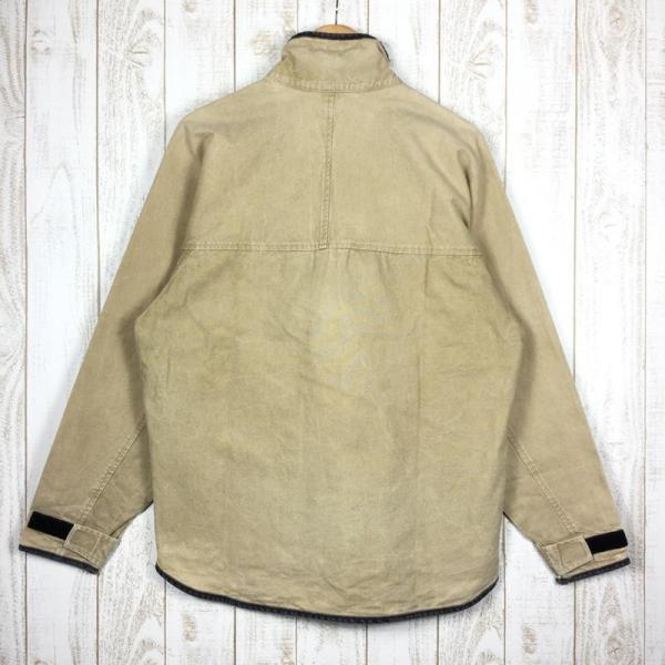 【30%OFF】カブー KAVU 90s スローシャツ 旧タグ アメリカ製 International MEN's M ベージュ系 2ndgear-outdoor 02