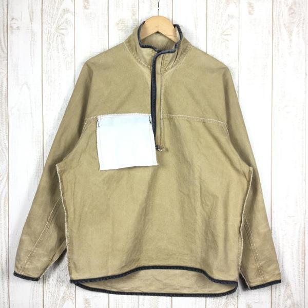 【30%OFF】カブー KAVU 90s スローシャツ 旧タグ アメリカ製 International MEN's M ベージュ系 2ndgear-outdoor 07