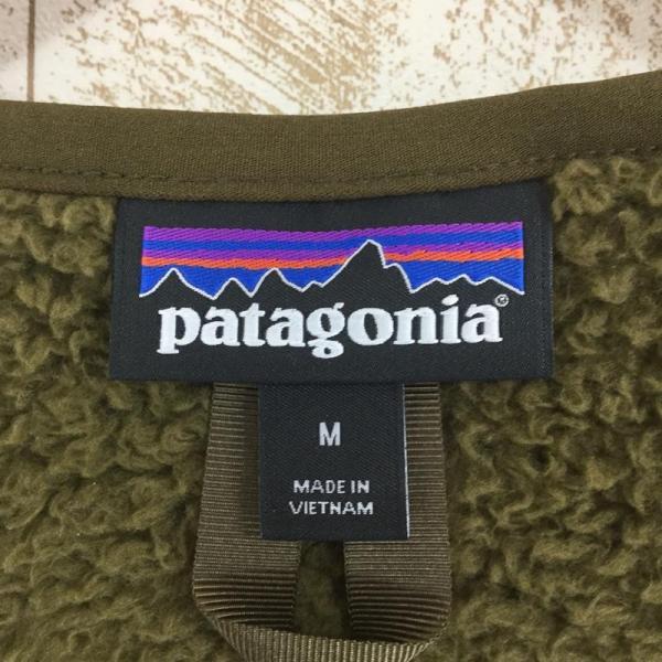 パタゴニア PATAGONIA ロス・ガトス・クルー Los Gatos Fleece Crew  International MEN's M SEM 2ndgear-outdoor 05