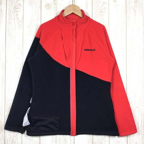 マムート MAMMUT バーボー ジャケット Barbeau Jacket  International WOMEN's M レッド系|2ndgear-outdoor|07