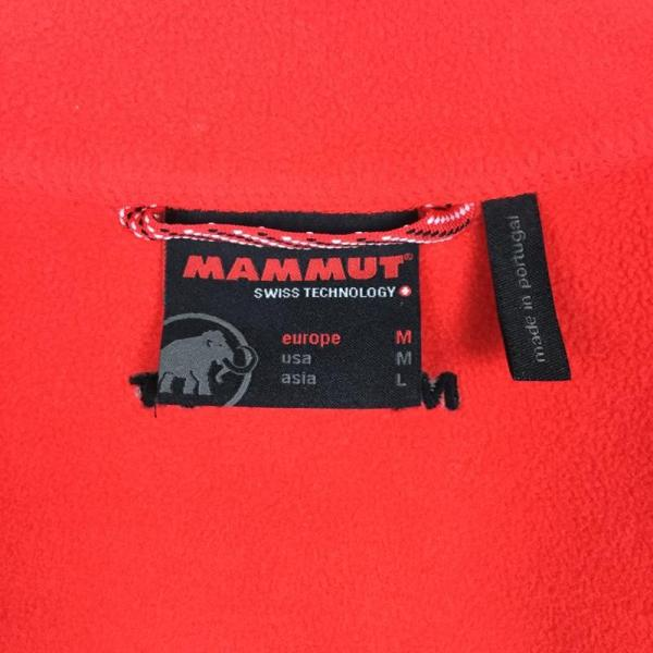 マムート MAMMUT バーボー ジャケット Barbeau Jacket  International WOMEN's M レッド系|2ndgear-outdoor|08
