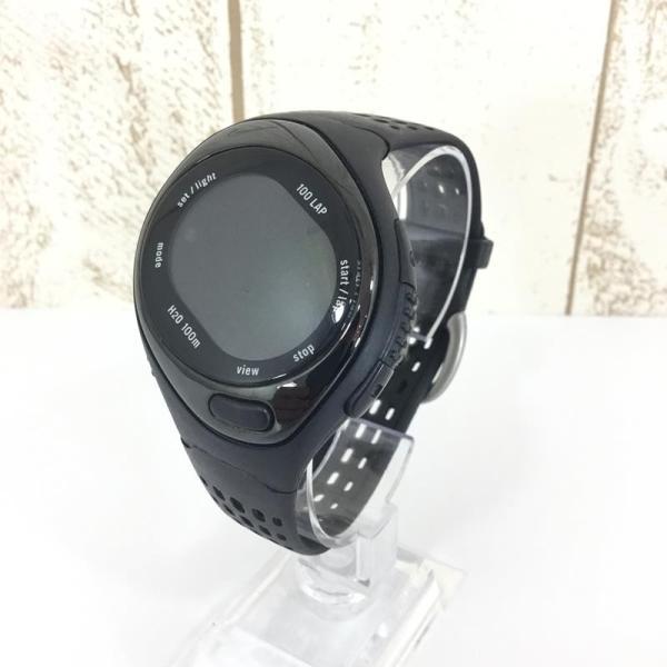ナイキ NIKE バウワーマン BOWERMAN 腕時計  One ブラック系 2ndgear-outdoor
