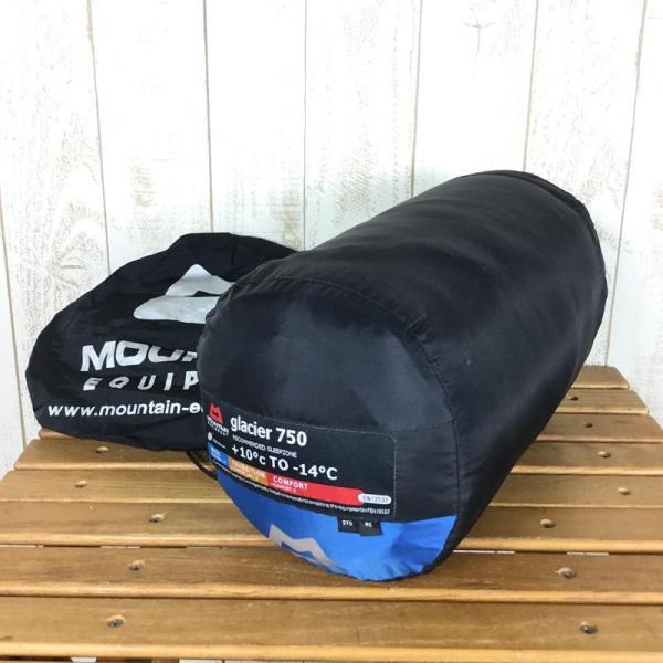 マウンテンイクイップメント グレイシャー 750 GLACIER 750 ダウンシュラフ -14度 600+FP DRILITE撥水 MOUNTAIN|2ndgear-outdoor