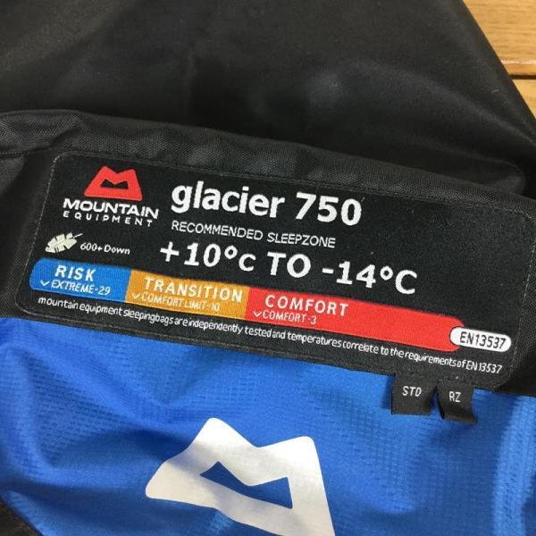 マウンテンイクイップメント グレイシャー 750 GLACIER 750 ダウンシュラフ -14度 600+FP DRILITE撥水 MOUNTAIN|2ndgear-outdoor|02