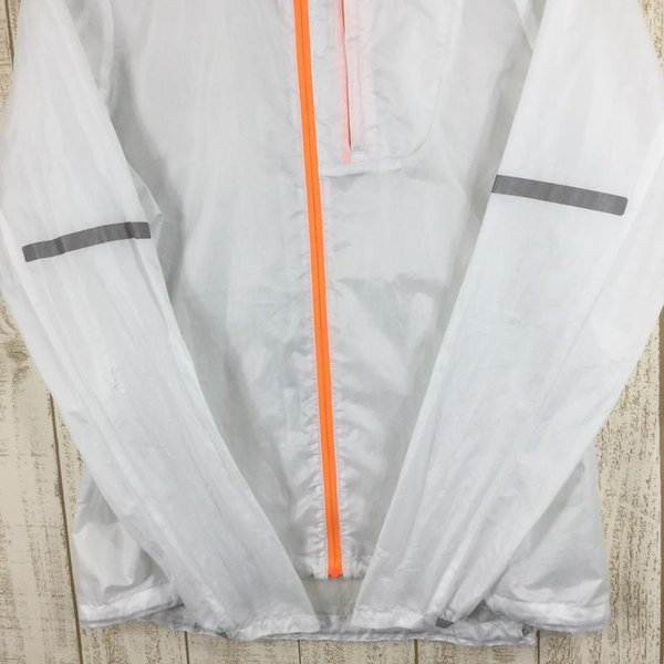 ニューバランス NEW BALANCE パッカブル ウィンドシェル ジャケット ウィンドブレーカー  Asian WOMEN's M ホワイト系|2ndgear-outdoor|05