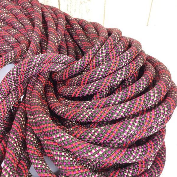 エーデルワイス EDELWEISS ダイナミックロープ シングルロープ ザイル 10.5mm 50m EVERDRY  One レッド系|2ndgear-outdoor|02