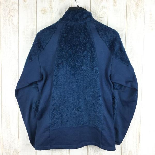 ホグロフス HAGLOFS ハスキー ジャケット HUSKY JACKET ポーラテック サーマルプロ パワーストレッチ  M ブルー系|2ndgear-outdoor|02