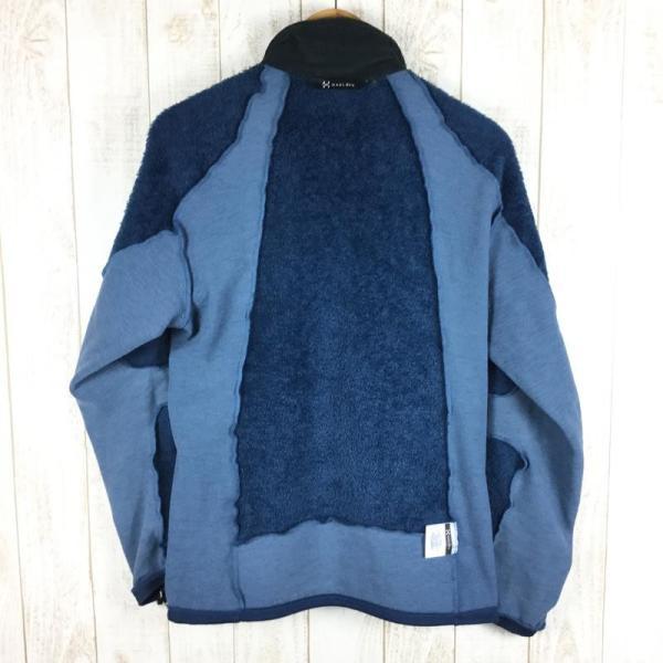 ホグロフス HAGLOFS ハスキー ジャケット HUSKY JACKET ポーラテック サーマルプロ パワーストレッチ  M ブルー系|2ndgear-outdoor|04