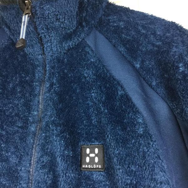 ホグロフス HAGLOFS ハスキー ジャケット HUSKY JACKET ポーラテック サーマルプロ パワーストレッチ  M ブルー系|2ndgear-outdoor|08