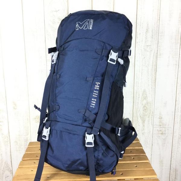 ミレー MILLET サースフェー 30+5 LD SAAS FEE 30+5 LD 女性用 バックパック  WOMEN's S ネイビー系 2ndgear-outdoor