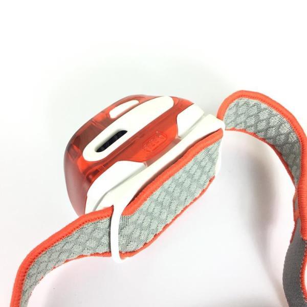 ペツル PETZL リアクティック プラス REACTIC PLUS ヘッドライト 300ルーメン + リチャージャブルバッテリー One オレンジ系|2ndgear-outdoor|02