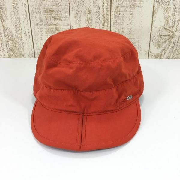 アウトドアリサーチ OUTDOOR RESEARCH レイダーポケットキャップ RADAR POCKET CAP 希少色 XL オレンジ系|2ndgear-outdoor|02