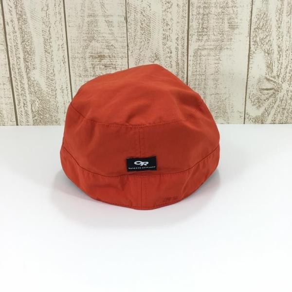 アウトドアリサーチ OUTDOOR RESEARCH レイダーポケットキャップ RADAR POCKET CAP 希少色 XL オレンジ系|2ndgear-outdoor|04