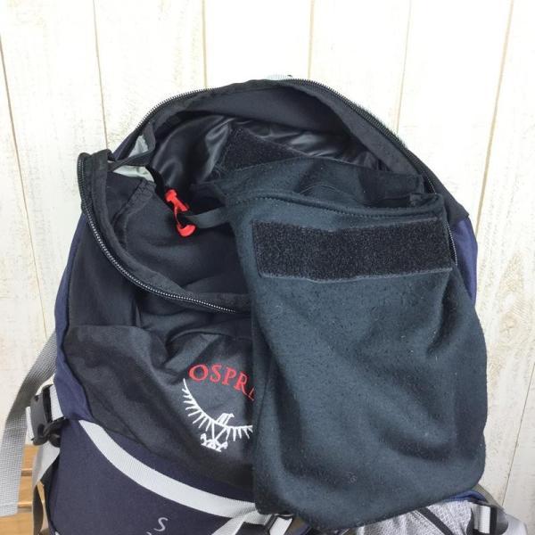 オスプレー OSPREY スイッチ 26 SWITCH 26 バックパック デイパック バックカントリー  One ネイビー系|2ndgear-outdoor|08