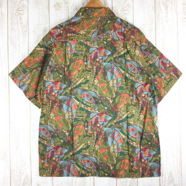 パタゴニア ショートスリーブ エーシー シャツ Short Sleeved AC Shirts PATAGONIA 53302 Internation|2ndgear-outdoor|02
