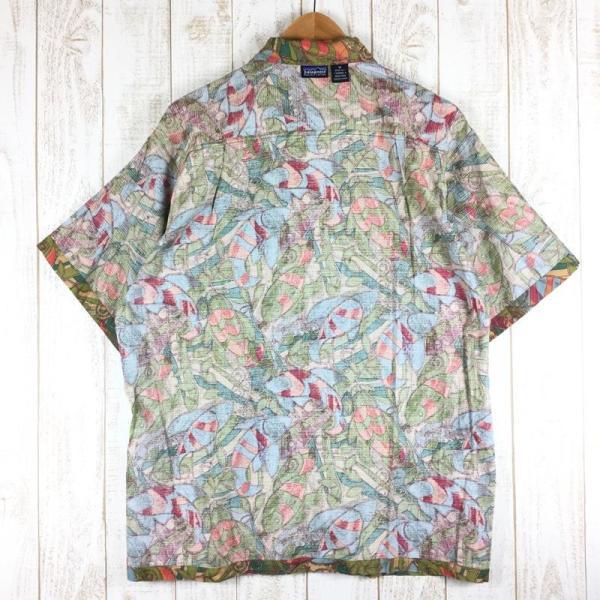 パタゴニア ショートスリーブ エーシー シャツ Short Sleeved AC Shirts PATAGONIA 53302 Internation|2ndgear-outdoor|04