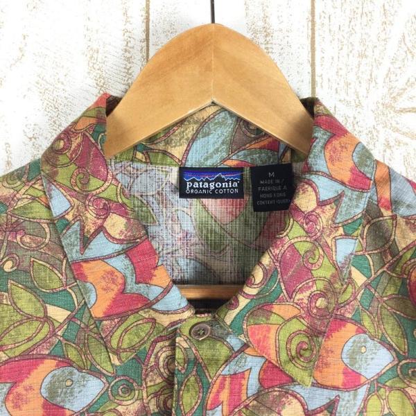 パタゴニア ショートスリーブ エーシー シャツ Short Sleeved AC Shirts PATAGONIA 53302 Internation|2ndgear-outdoor|06
