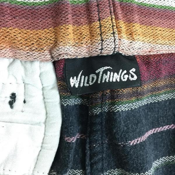 ワイルドシングス WILDTHINGS セラペ パンツ SERAPE PANTS 旧タグ ニッカー カプリ クライミング ショーツ ハーフパンツ  M|2ndgear-outdoor|09