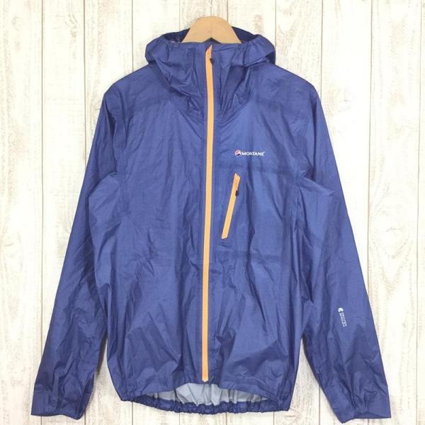 【3000円OFF】モンテイン MONTANE ミニマス 777 ジャケット Minimus 777 Jacket 3L Pertex Shield|2ndgear-outdoor