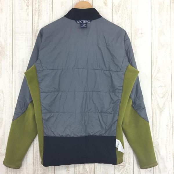アークテリクス ARCTERYX アトム MX ジャケット Atom MX Jacket 生産終了モデル 入手困難 M グリーン系 2ndgear-outdoor 09