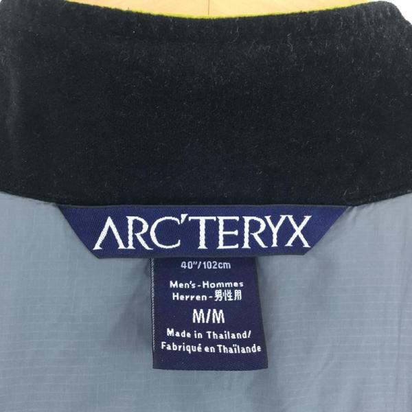 アークテリクス ARCTERYX アトム MX ジャケット Atom MX Jacket 生産終了モデル 入手困難 M グリーン系 2ndgear-outdoor 10