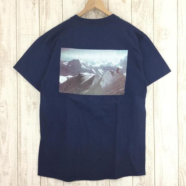 【40%OFF】アラスカマウンテニアリングスクール AMS ALASKA MOUNTAINEERING SCHOOL オリジナル Tシャツ 希少なアウトドアTシャツ|2ndgear-outdoor|05