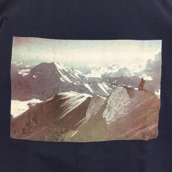 【40%OFF】アラスカマウンテニアリングスクール AMS ALASKA MOUNTAINEERING SCHOOL オリジナル Tシャツ 希少なアウトドアTシャツ|2ndgear-outdoor|06