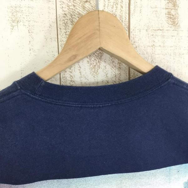 【40%OFF】アラスカマウンテニアリングスクール AMS ALASKA MOUNTAINEERING SCHOOL オリジナル Tシャツ 希少なアウトドアTシャツ|2ndgear-outdoor|07