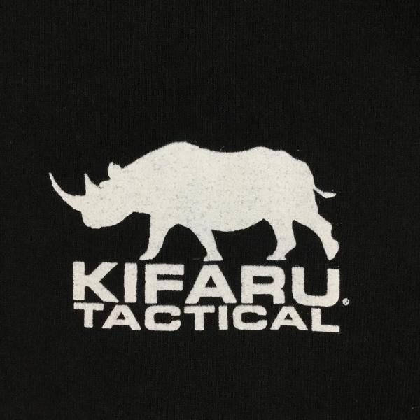 【40%OFF】キファル KIFARU ヘビーウェイト ロゴ Tシャツ 生産終了モデル 希少 International MEN's L ブラック系 2ndgear-outdoor 03