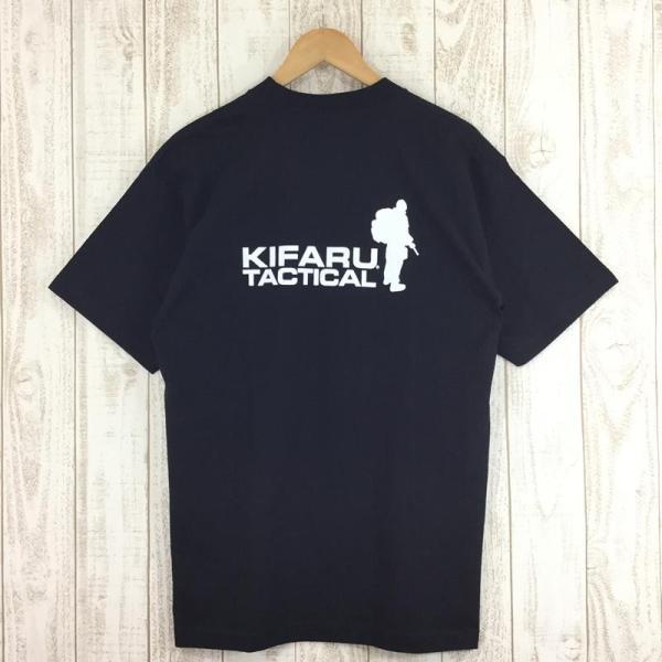 【40%OFF】キファル KIFARU ヘビーウェイト ロゴ Tシャツ 生産終了モデル 希少 International MEN's L ブラック系 2ndgear-outdoor 04