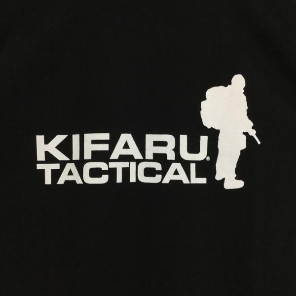 【40%OFF】キファル KIFARU ヘビーウェイト ロゴ Tシャツ 生産終了モデル 希少 International MEN's L ブラック系 2ndgear-outdoor 05