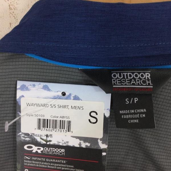 アウトドアリサーチ OUTDOOR RESEARCH ウェイワード ショートスリーブ シャツ WAYWARD SHORT SLEEVED SHIRT|2ndgear-outdoor|10